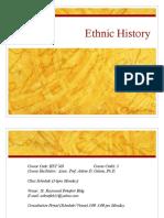 Ethnic History Philippines