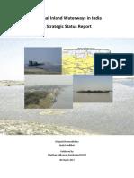 Strategic Status Report on Inland Waterways V5 FINAL