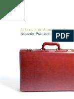 EL CONSEJO DE ADMINISTRACION. ASPECTOS PRACTICOS.pdf