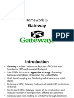 1 - Gateway Solution