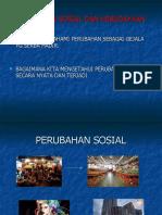 Isbd Perubahan Sosial Dan Kebudayaan