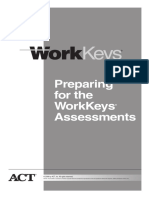 ACT - WorkKeys Prep (2006)