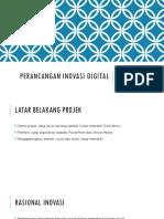 Perancangan Inovasi Digital