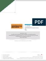 Análisis Crítico Al Modelo Del Triangulo Didáctico-Ibañez