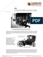 Breve Historia Del Taxi