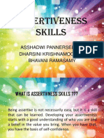 Assertiveness Skills TUTORIAL 7 for EDU