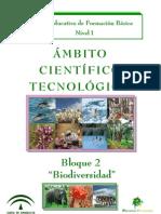 1-Biodiversidad 3º ESO Ámbito Científico