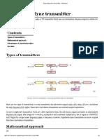 Superheterodyne Transmitter