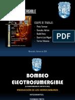 Electrosumergible Bes