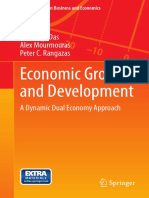 (Springer Texts in Business and Economics) Sibabrata Das, Alex Mourmouras, Peter C. Rangazas (Auth.)-Economic Growth and Development_ a Dynamic Dual Economy Approach-Springer International Publishing
