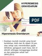Hyperemesis Gravidarum Ppt