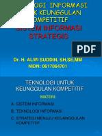 Sim Part 2 Keunggulan Kompetitif