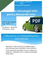 Utilizarea Tehnologiei HHO Pentru Motoarele Auto