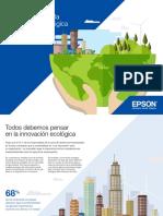 2016.- Innovación Ecologica EPSON