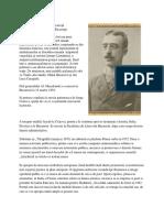 macedonski bibliografie