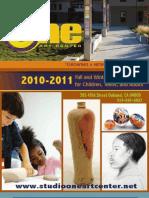 Studio One Fall-winter 2010-2011