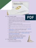 Planifică Ți Nunta PDF Gratuit