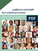 2015 Watt Social Inequalities in Oral Health - Pt Curs