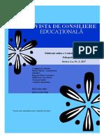 Revista de Consiliere Educationala Nr. 3 2017