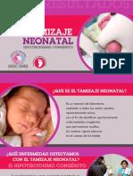 Tamizaje+Neonatal