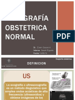 Ecografia Obstetrica Normal