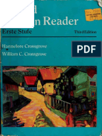 Graded German Reader, Erste Stufe - Hannelore Crossgrove Et Al