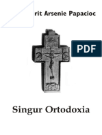 Arsenie Papacioc - Singur Ortodoxia.pdf