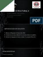 Analisis Estructural II Generalidades 2018 - i