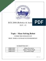 Robotics Review 1