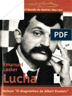 Lasker Emanuel Lucha Gardesa