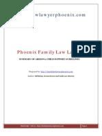 Phoenix Family Law Lawyer