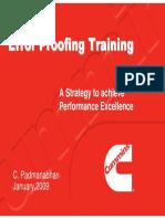 Poka Yoke Training Material