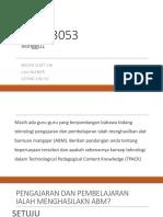 EDUP3053-tpack