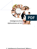 Inteligencia Emocional Presentación
