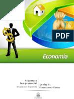 Economia de Empresas Costos e Ingresos