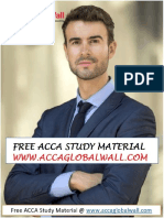 Acca Bpp Study Material 2017
