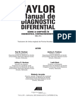 Taylor Manual de Diagnostic Diferential
