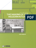 June Freeman the Making of the Modern Kitchen
