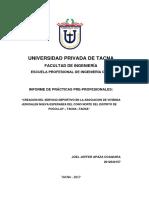 Informe de Practicas01