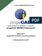 ProgeCAD Professional Prirucnik Na Hrvatskom Jeziku