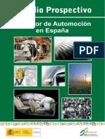 Estudio sector automovilístico