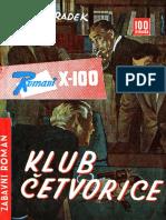 Roto Stara Serija 081. Klub Cetvorice