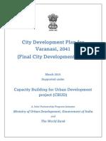 Final CDP Varanasi