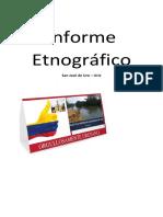 Informe Etnográfico