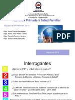 1. APS Concepto, Importancia y Situacion en Chile_ 2015
