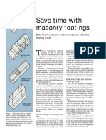 Masonry Construction Article PDF_ Save Time With Masonry Footings