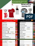 Premier League 180303 round 29 Liverpool - Newcastle 2-0