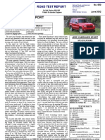 Jeep Cherokee 2,5 l TD Service Manual