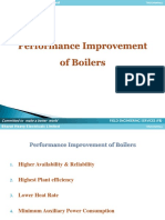 Performance Improvement of Boilers - BHEL (1)