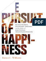 Intro to Williams' Pursuit of Happiness